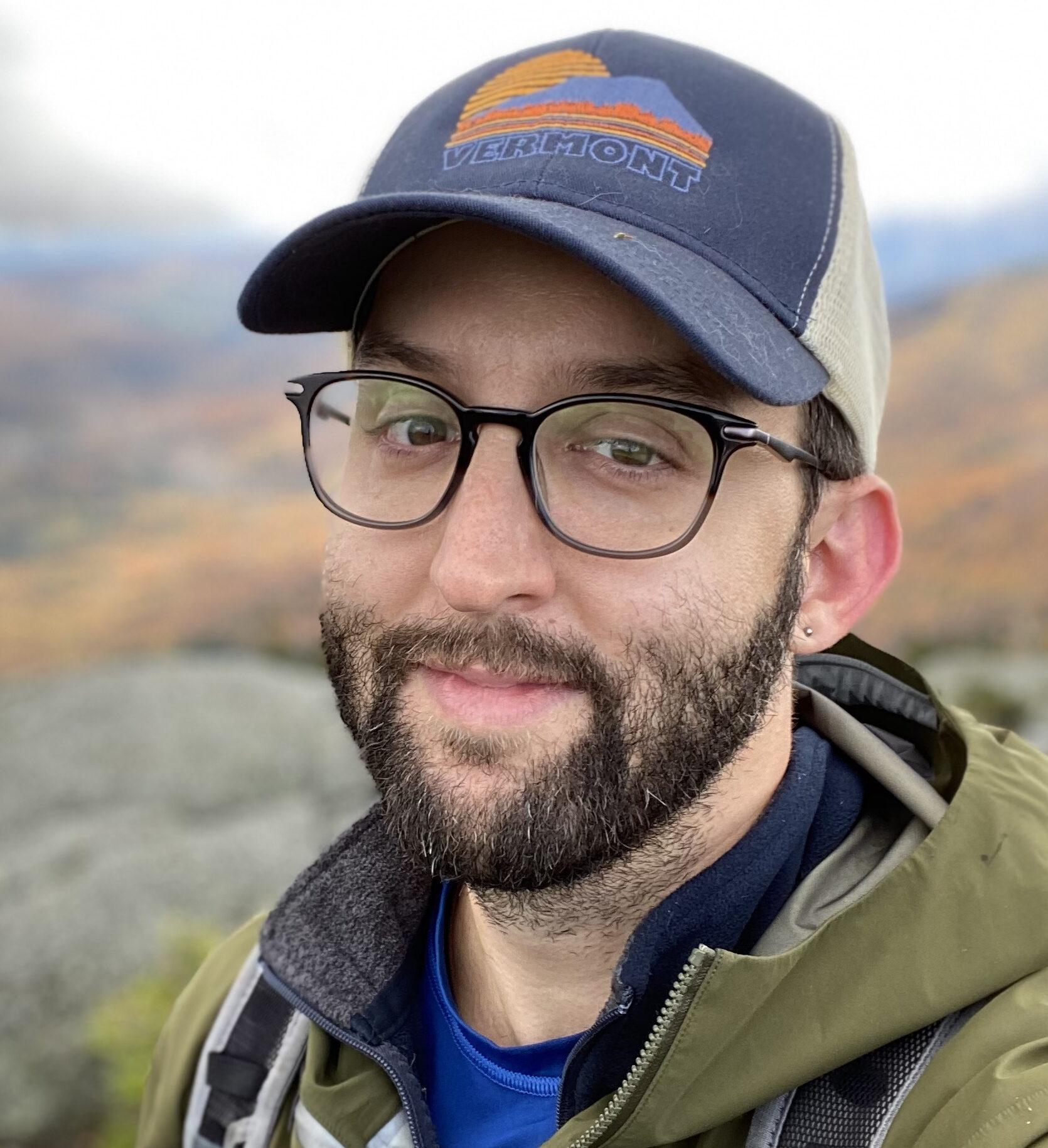 Headshot of Dustin Kincaid